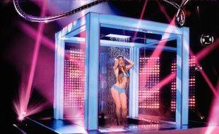 """Le télécrochet espagnol """"The Shower""""."""