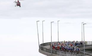 Les Mondiaux de cyclisme à Bergen