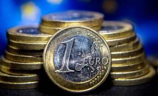 Photo d'illustration euros.