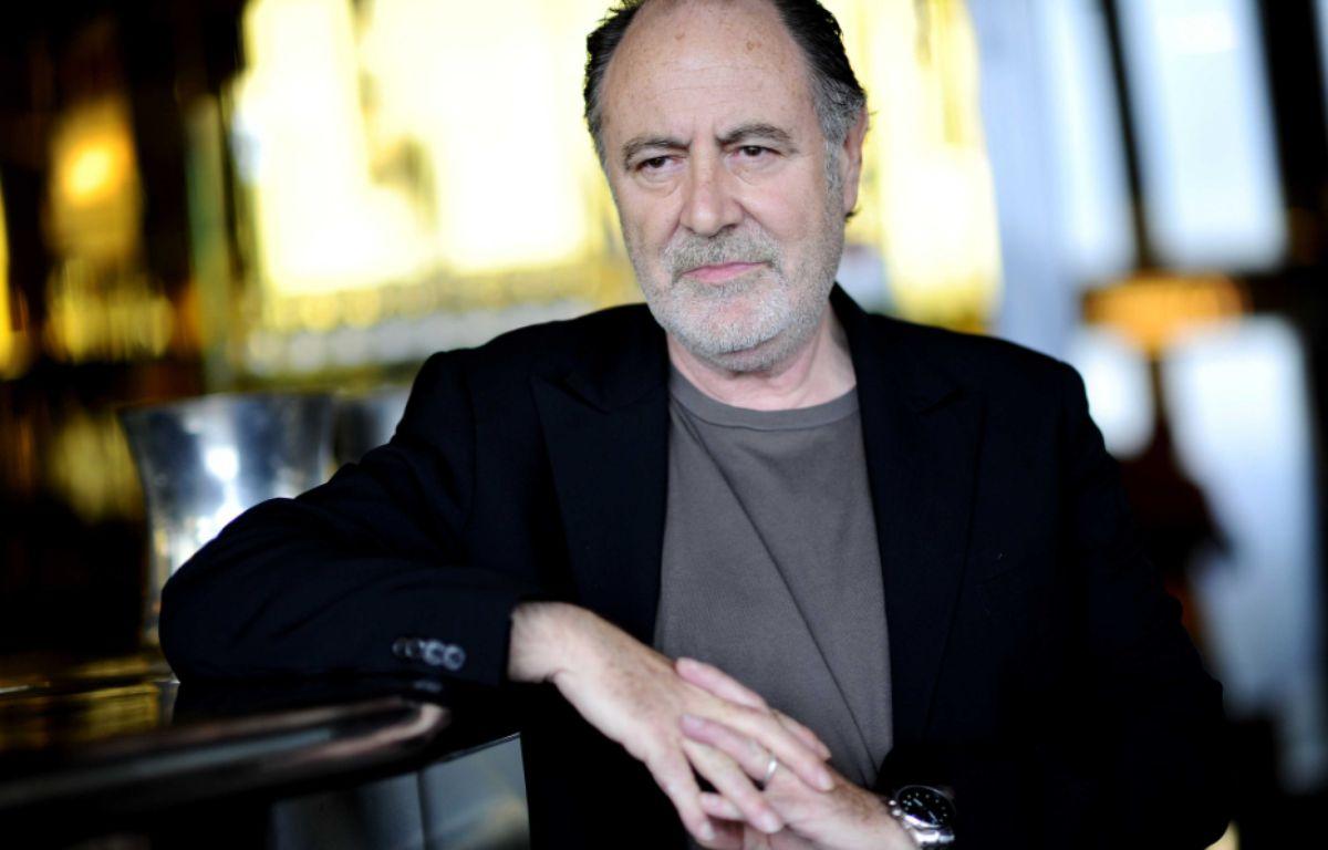 Michel Delpech, à Paris, en juillet 2011. – JEROME MARS/JDD/SIPA