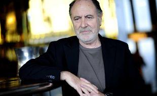 Michel Delpech, à Paris, en juillet 2011.