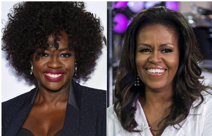 Viola Davis va incarner Michelle Obama dans une série TV sur les premières dames américaines