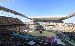 Le match d'ouverture à Sao Paulo, le 12 juin 2014