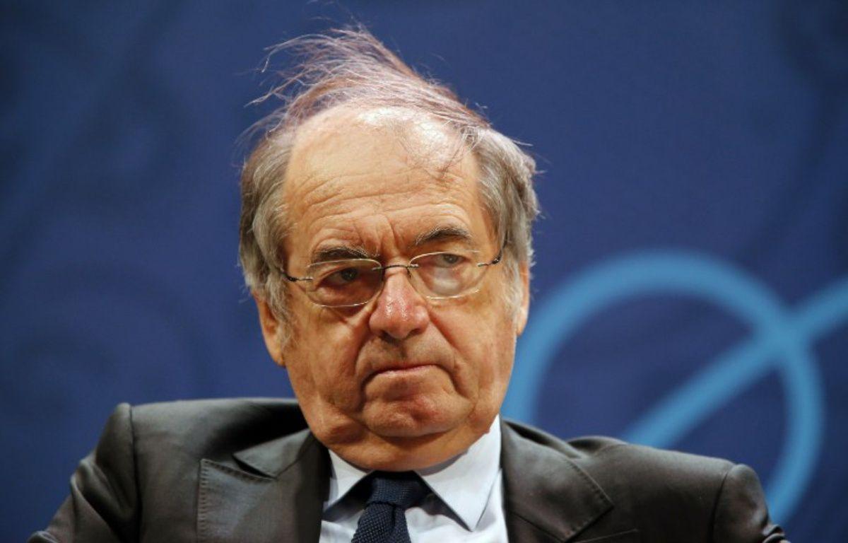 Noël Le Graet, le président de la FFF.  – MATTHIEU ALEXANDRE / AFP