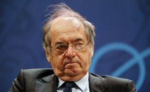 Noël Le Graet, le président de la FFF.