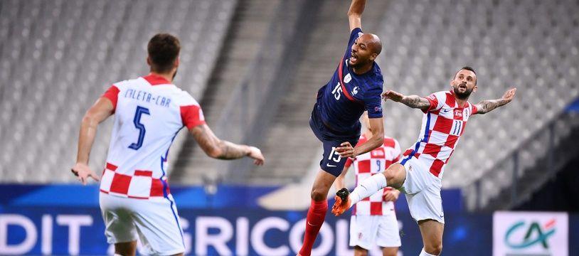 France-Croatie en Ligue des nations