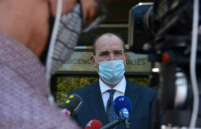 Gouvernement: Après une courte parenthèse, Jean Castex de retour sur le terrain médiatique