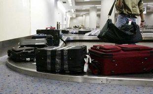 Des bagages à l'aéroport de JFK, à New York (illustration).