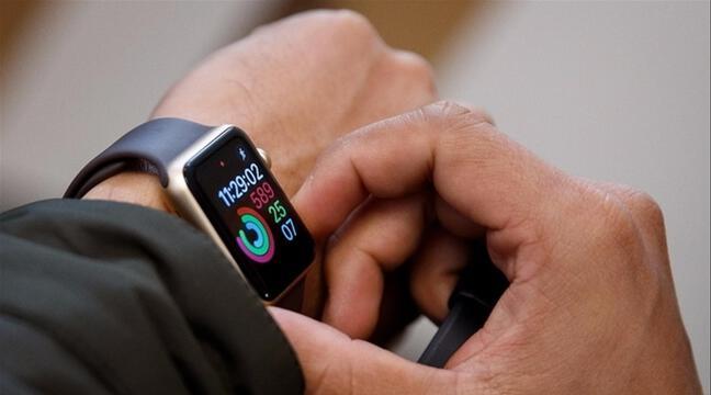 Et si les montres connectées de demain étaient alimentées par notre sueur?