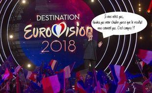 Garou ne dira sans doute jamais ça, mais à «20 Minutes», on le pense très fort.