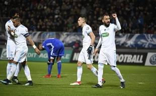 Kostas Mitroglou a fait le plein de confiance et a même vu ses supporters scander son nom.