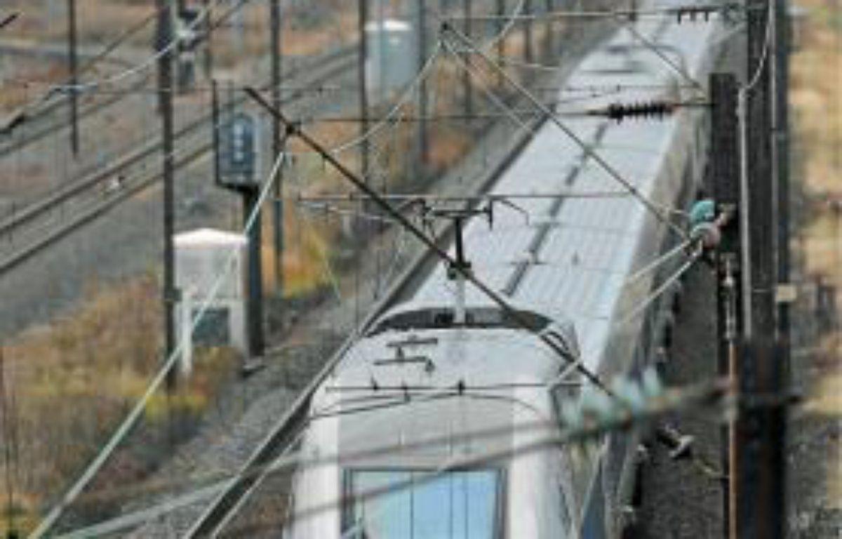 Le TGV-Est a déjà été emprunté par 60 millions de passagers. –  G. Varela / 20 Minutes