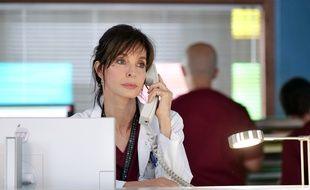 Anne Parillaud dans la série H24.