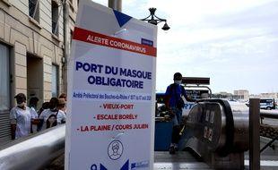 Marseille est confrontée à une résurgence du Covid-19.