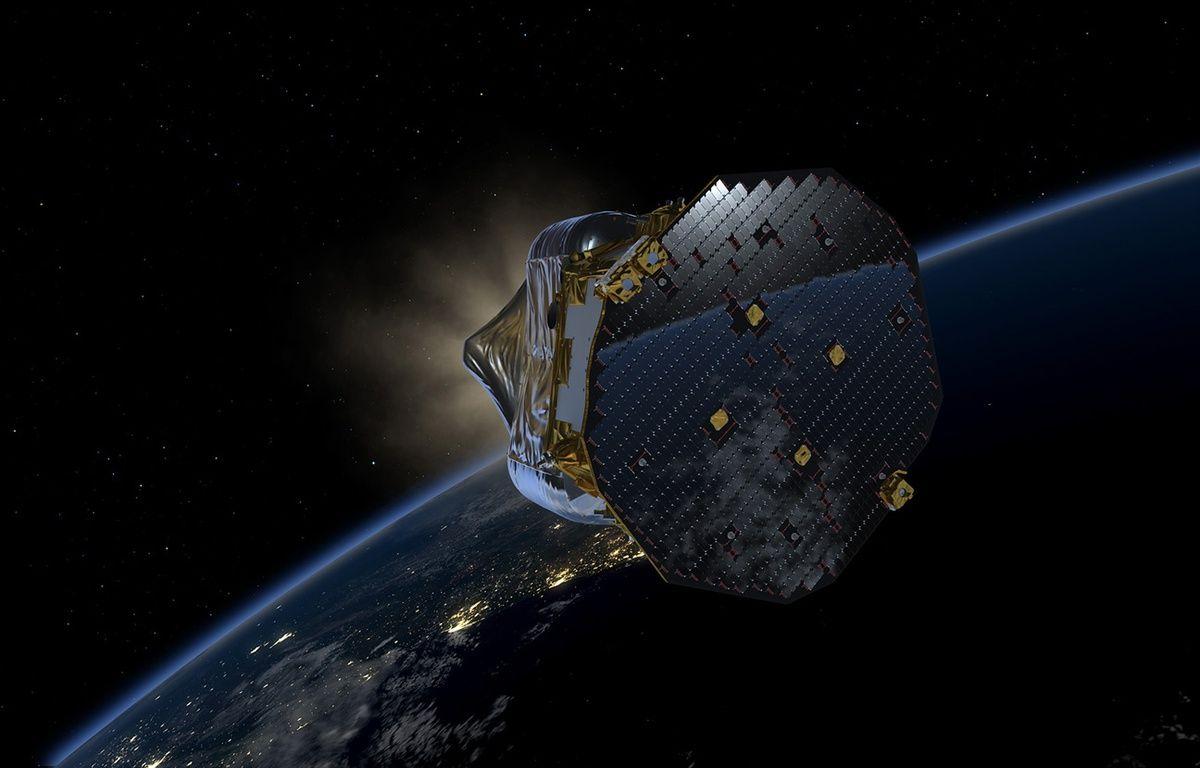 Le satellite européen Lisa Pathfinder. – ESA/ATG medialab