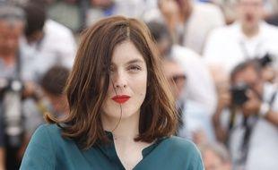 Valérie Donzelli le  19 mai à Cannes.