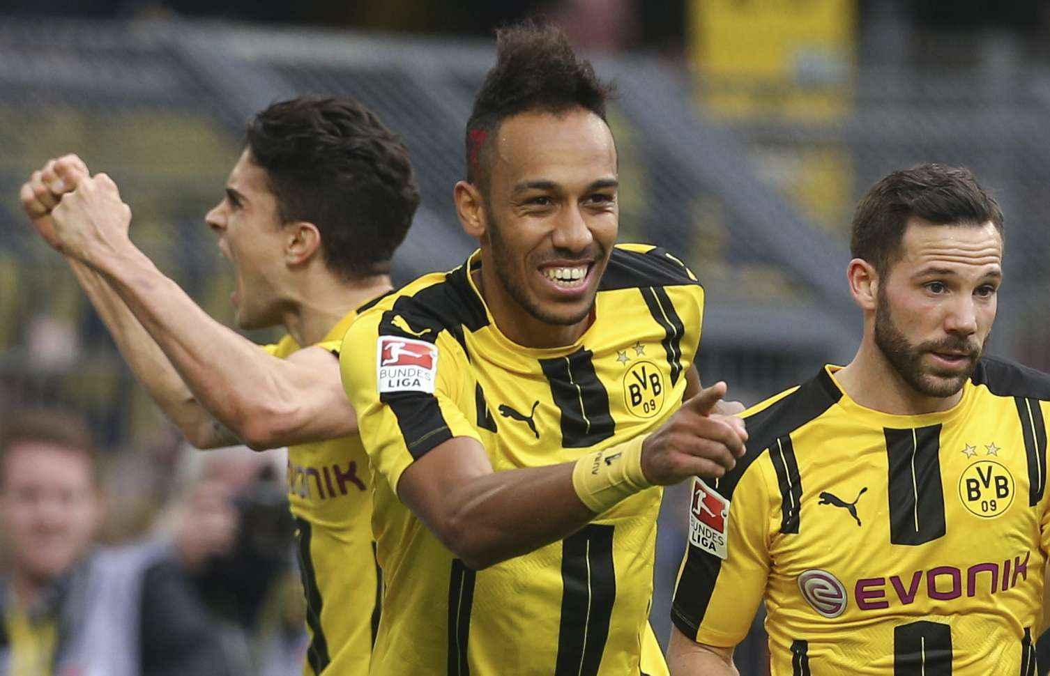Dortmund: Aubameyang encore recadré par ses dirigeants