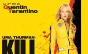 Affiche du film de Quentin Tarantino, «Kill Bill Volume 1».