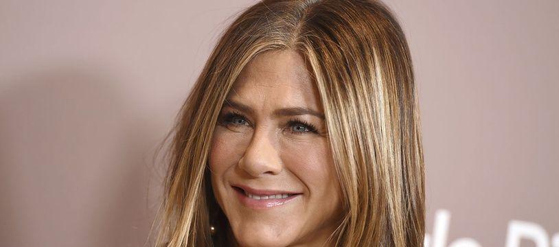 Jennifer Aniston le 11 octobre 2019