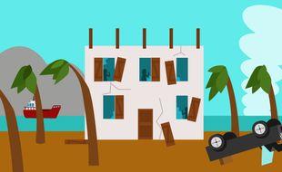 Illustration Ouragans