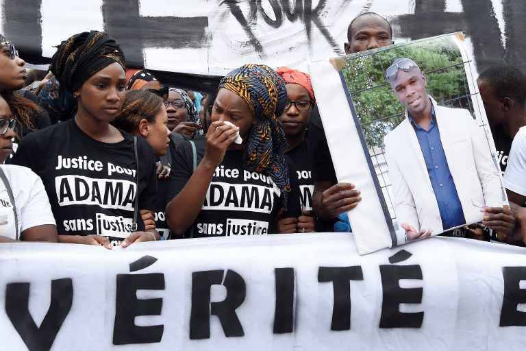 Mort d'Adama Traoré: conseil municipal annulé à Beaumont-sur-Oise