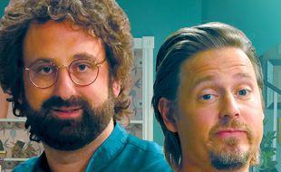 Tim Heidecker et Eric Wareheim parodient les sitcoms américains avec l'inénarrable « Beef House »
