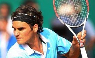 Roger Federer, le seul qui est parvenu à battre une fois Rafael Nadal depuis 2005 sur terre battue (en finale du tournoi de Hambourg l'an passé), ne désespère toujours pas de trouver la clé pour battre l'Espagnol. A Monte Carlo, il s'est incliné en finale (7-5, 7-5) où, après avoir bien tenu le coup, il s'est effondré en perdant sept des huit derniers jeux.