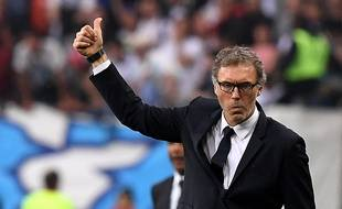 Laurent Blanc, époque PSG