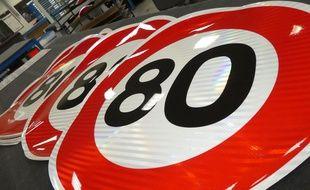 L'entreprise Signature, à Urrugne, est chargée d'un tiers du marché des panneaux routiers en France.