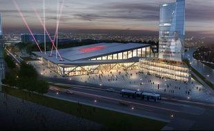 Strasbourg: On sait à quoi ressemblera la future Arena de la SIG mais on ne connaît pas (encore) son nom