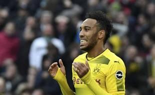 Pierre-Emerick Aubameyang souhaiterait partir de Dortmund