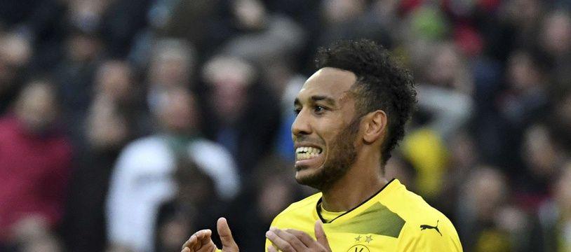 Pierre-Emerick Aubameyang a été sanctionné par Dortmund pour «raisons disciplinaires», le 16 novembre 2017.