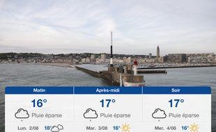 Météo Le Havre: Prévisions du dimanche 1 août 2021