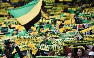 Supporters nantais (photo d'illustration).