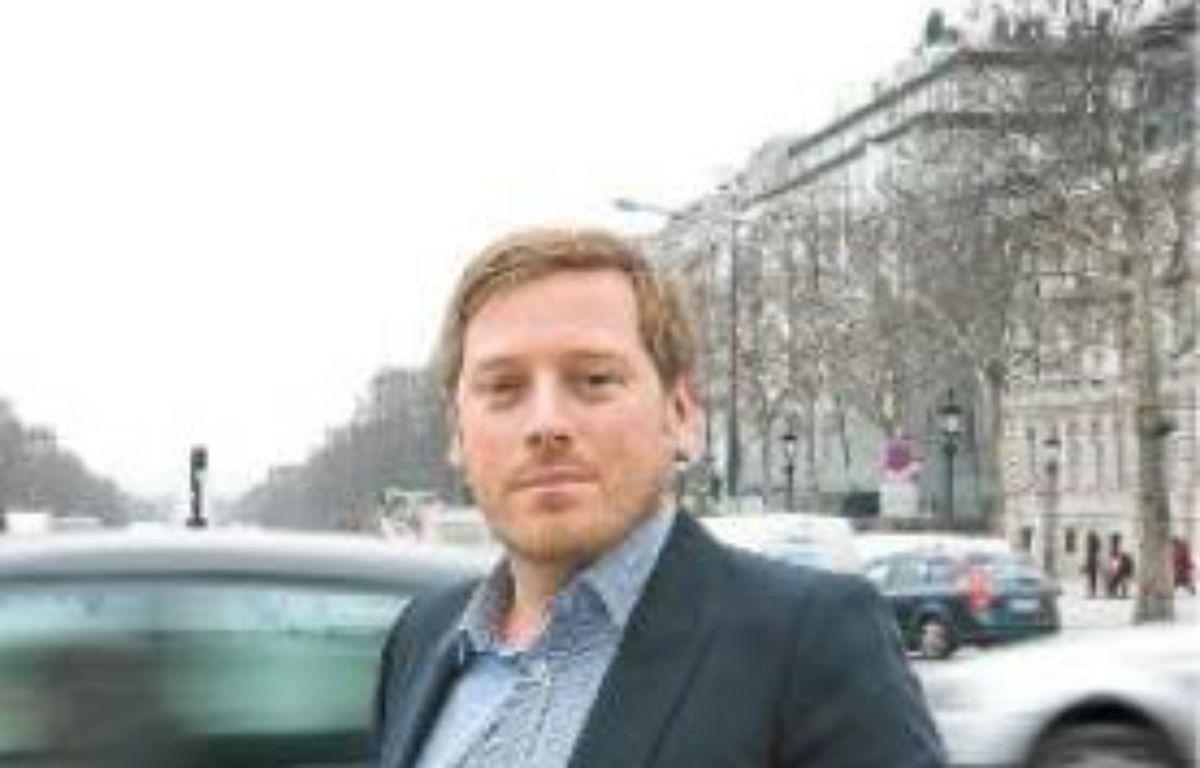 Le fondateur de Key'Lib vise 100 stations à Paris à la fin 2012. –  V. Wartner / 20 Minutes