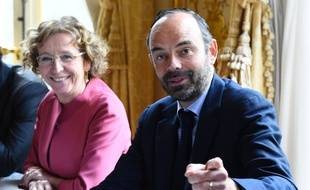 Le 27 juillet, le Premier ministre Edouard Philippe a reçu les partenaires sociaux à Matignon en présence de la ministre du Travail Muriel Pénicaud.