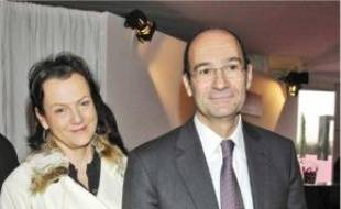 Florence et Eric Woerth.
