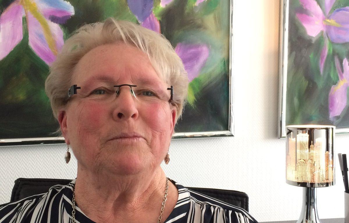 Metz (Moselle), le 19 avril 2017. Chantal Beining, la mère de Cyril, 8 ans, tué à coups de pierre à Montigny-lès-Metz en 1986. – V. VANTIGHEM