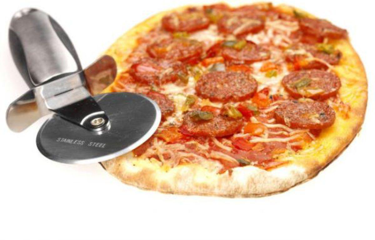 Une pizza au pepperoni. – Martin Lee / Rex Featur/REX/SIPA