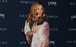 Drew Barrymore à Los Angeles le 2 novembre 2013