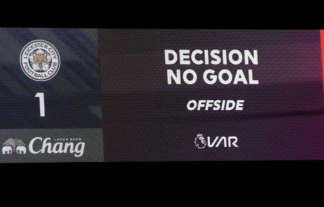 Arbitrage vidéo: Mais oui! La Premier League réfléchit à une «tolérance» du VAR pour les hors-jeu
