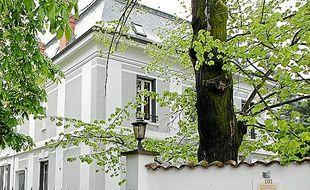 L'Orangerie à Tassin.