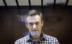 L'opposant russe Alexeï Navalny.