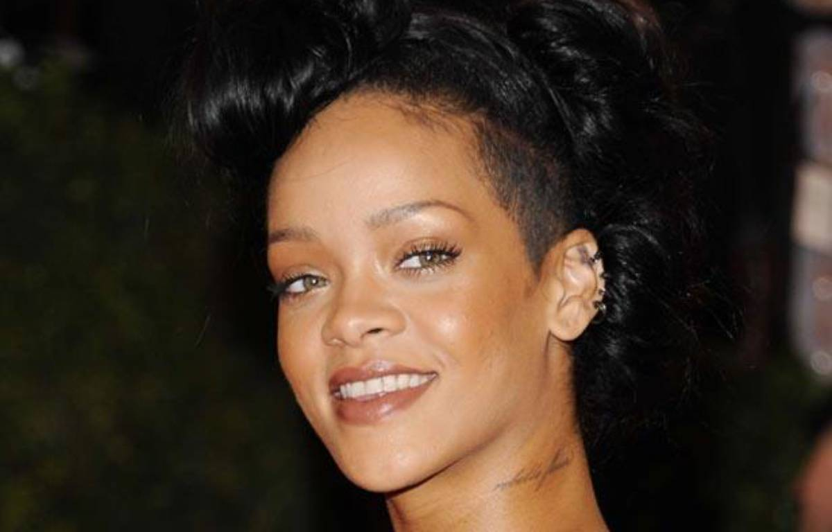 Rihanna au Met Ball 2012, le 7 mai à New York. – Evan Agostini/AP/SIPA