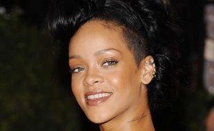 Rihanna au Met Ball 2012, le 7 mai à New York.