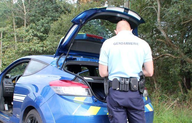 «Flics suicidés à moitié pardonnés», «suicidez-vous»… Des tags découverts sur la façade d'une gendarmerie