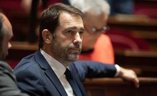 Christophe Castaner au Sénat (illustration).