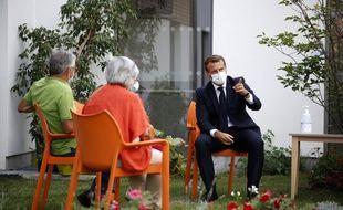 Emmanuel Macron a assuré mardi ne pas vouloir