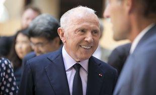 Le Breton François Pinault possède l'une des collections d'art contemporain les plus importantes au monde.