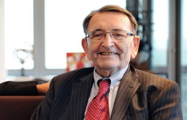 Edouard Leclerc s'est éteint le 17 septembre à 85 ans